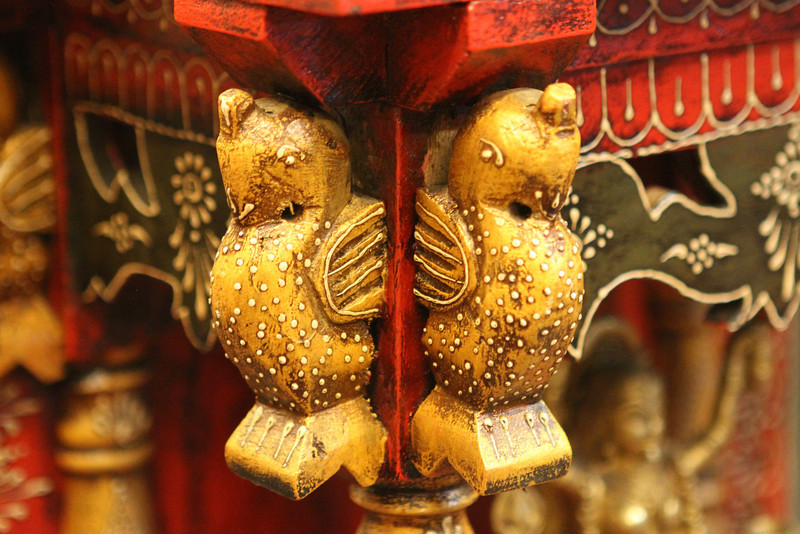 Indian carvings