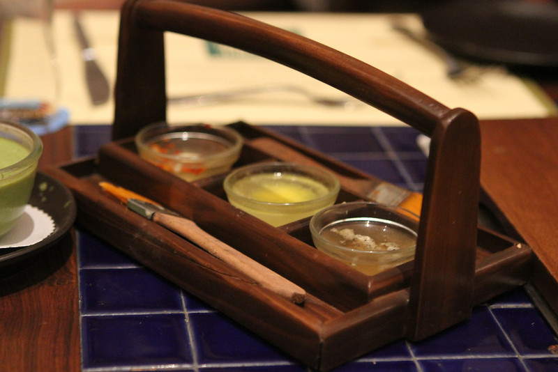 Marinades for BBQ at Barbeque Nation