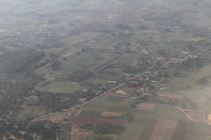 Bangalore countryside