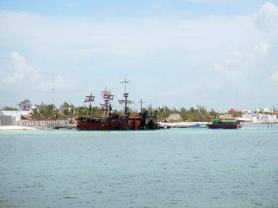 Isla Mujeras Trip