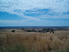 That is Goolwa and the Murray River mouth on the horison