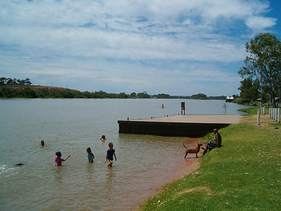 The River is a major water source for South Australia