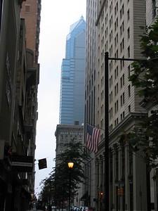 View on Walnut Street