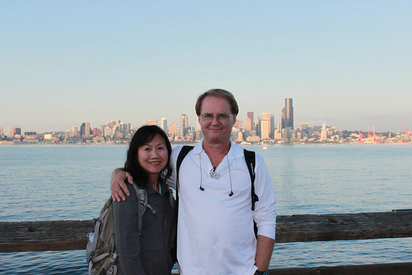 Trip to Seattle, Olympic National Park and Mt Rainier National Park Aug 2011