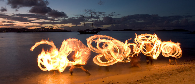 Pyros of the Caribbean