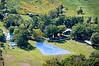Fletcher Farm from the air.