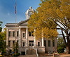 Mount Vernon, Texas courthouse.