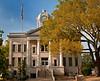 Mount Vernon, Texas courthouse.