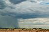 Storm coming SE of Phoenix.
