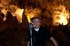 Bob Story at Carlsbad Caverns, New Mexico