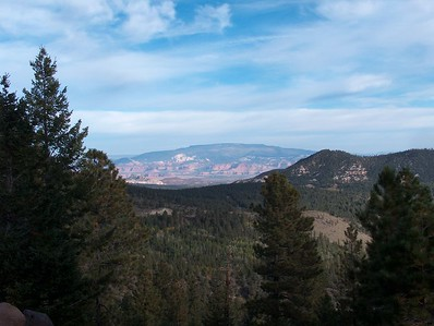 Day 4;  Hwy 12 and Bryce Canyon