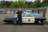 Andy's PO-lice Car, Mayberry Motor Inn, Mt Airy NC.