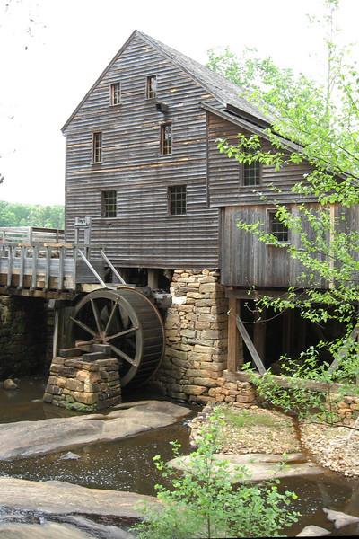 Yates Mill, Raleigh NC.