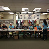 Packet pickup Friday afternoon
