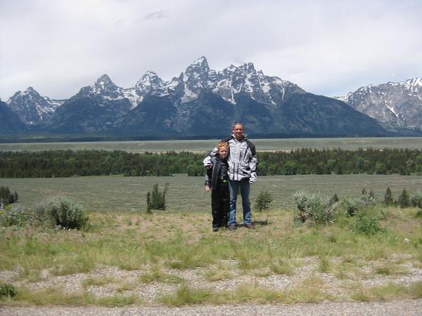 2013 Trip to Yellowstone