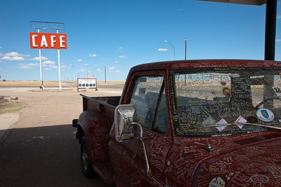 Mid-Point of Historic Route 66