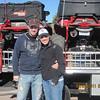 Cara and I ready to ride in the desert near Lake Havasu AZ, March 2011.