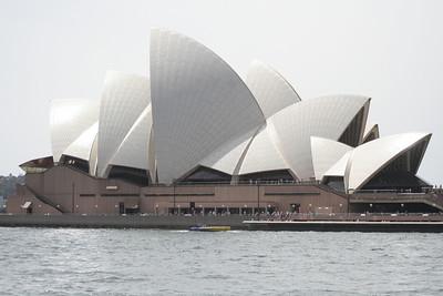 Sydney AU - October 2008