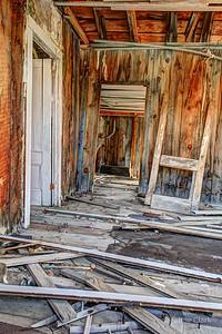 Door Frame, Sans Door