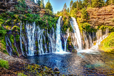McArthur-Burney Falls (HDR)