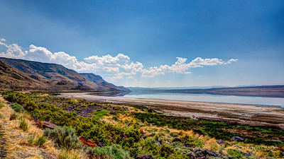 Abert Lake, Oregon