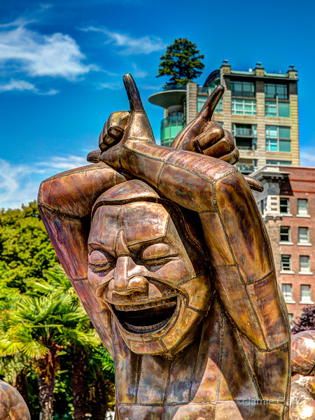 Stanley Park, Vancouver, British Columbia, Canada, July 2014