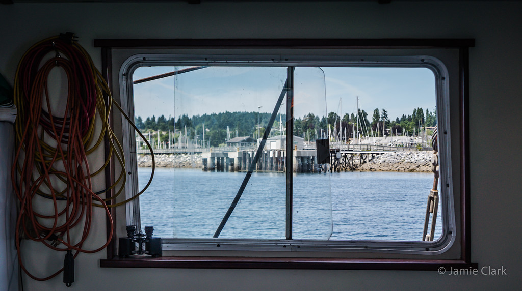 Trip on Uncle's David's Ryuo II - With Clarks and Lansdownes in Vancouver Island, British Columbia, Canada, July 17,  2014