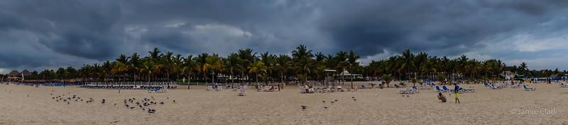 2014, April - Playa Del Carmen, Mexico