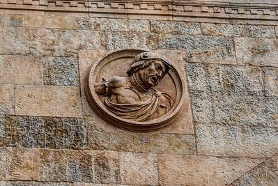 Salamanca, Spain October 2015