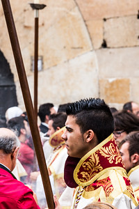 SundaY Procession @ Salamanca, Spain October 2015