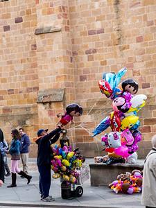 Avila, Spain - 2015, 1st Day