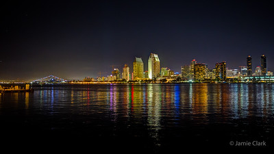 Ferry Ride to Coronado - San Diego - September 2016