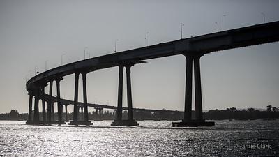 Coronado Bridge - San Diego - September 2016