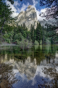 El Capitan. Yosemite National Park