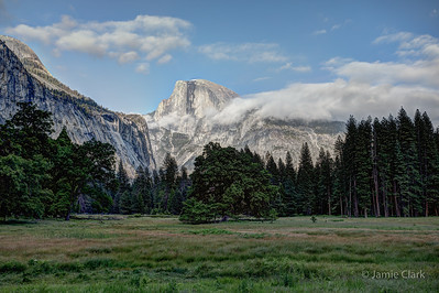 Half Dome,. Yosemite National Park