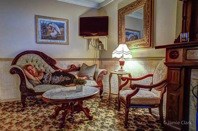 Gunn House Motor Hotel. Sonora, CA