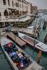 Laguage Gondola, Venice, Italy -  October 2017