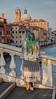 Copper Hair. Venice, Italy -  October 2017