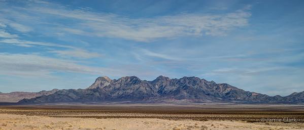 Kelso Dunes, Mojave National Preserve, CA, December 24, 2017