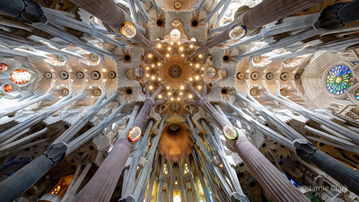 Sagrada Familia. Barcelona, Spain