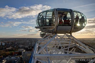 Trip on the Eye  - London - Day 6 -  JAN 4, 2020