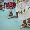 Mayan dance near Puerto Morelos