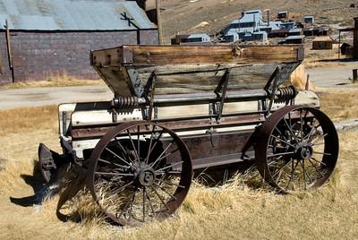 Bodie 22 Wagon