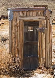 Bodie 11 Outhouse
