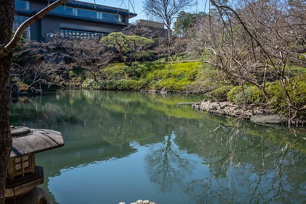 Tea house gardens
