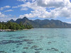 Paradise in Moorea, French Polynesia