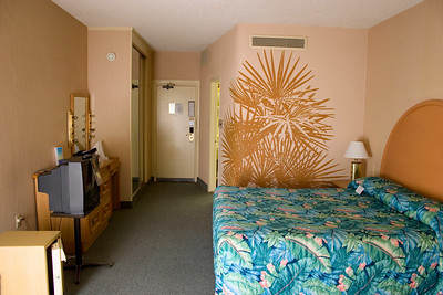 Tropicana Hotel Room (September 4 2006)