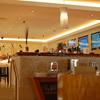 The bar at Cafe Nikki
