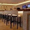 bar at Cafe Nikki