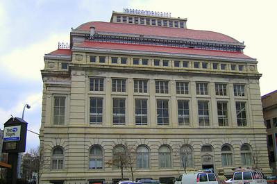 Troy Savings Bank Music Hall, Troy, NY. 26 Mar 2008.
